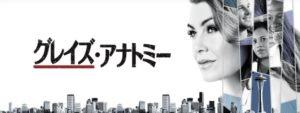 【2020最新】ヒューマンドラマ系海外ドラマオススメランキング第1位のグレイズ・アナトミー